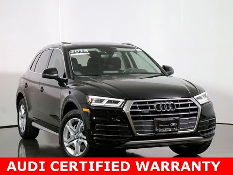 Pre-Owned 2018 Audi Q5 2.0T Premium Plus