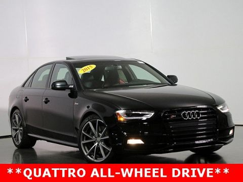 Pre-Owned 2015 Audi S4 3.0T Premium Plus