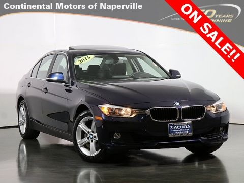 Pre-Owned 2015 BMW 3 Series