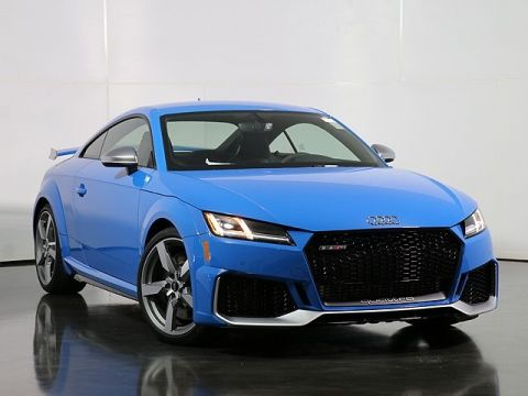 Pre-Owned 2019 Audi TT RS 2.5T